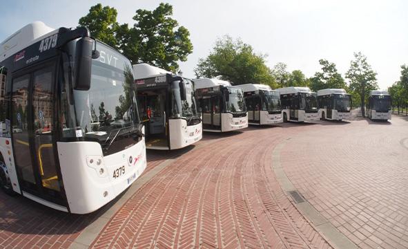 Il TPL di Vicenza si arricchisce di 38 nuovi bus Menarini – 07 maggio 2021