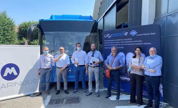 Citymood 12 LNG – CL. II, ultima fermata Lombardia!